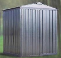 Box in lamiera cosenzacamper for Box in lamiera usati